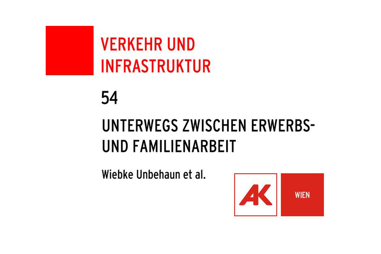 """Studie """"Unterwegs zwischen Erwerbs- und Familienarbeit"""""""